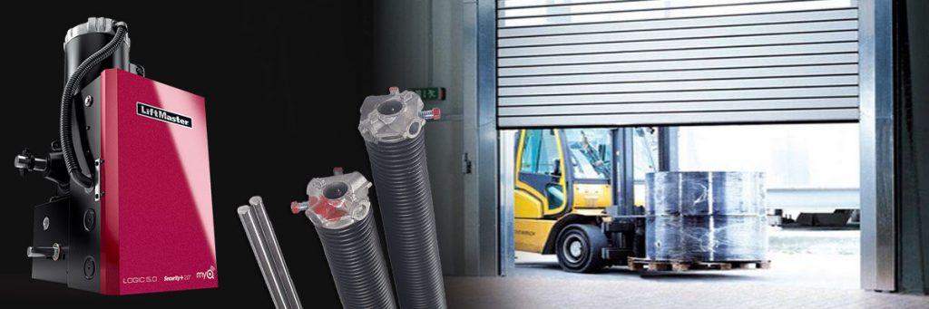 Commercial Rollup Garage Doors Baytown